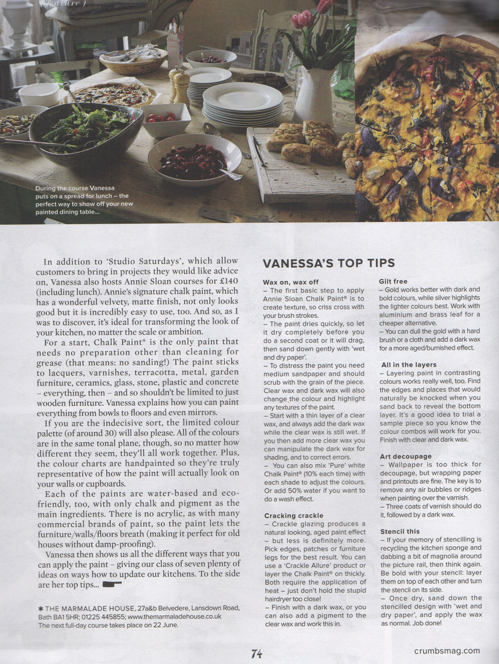 Article 'Kitchen Sync' P.3
