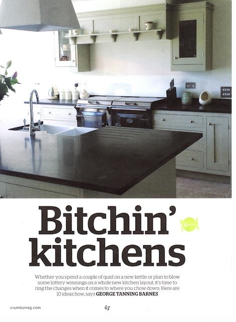 Crumbs Bitchin' Kitchens 1