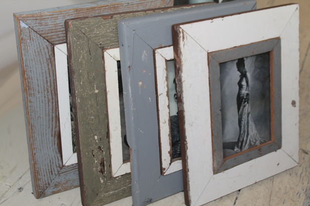 General rustic frames small
